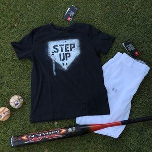 🥎⚾️ New Under Armour Baseball Softball t shirt ⚾️